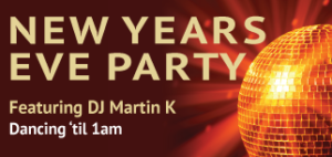 New Years Eve Party @ Totton & Eling Cricket Club | Totton | United Kingdom