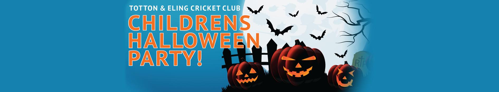 Halloween Part Banner