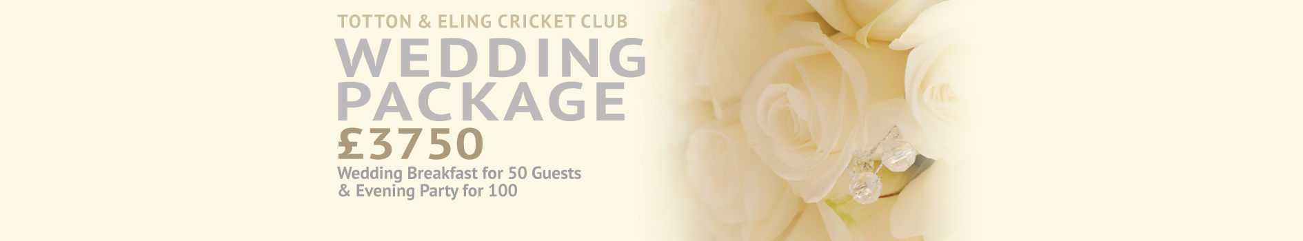 Weddings Banner 2018