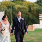 Bride & Groom - Totton & Eling CC Events - 2-min