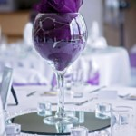 Table Centrepiece Vase - Totton & Eling CC Events-min