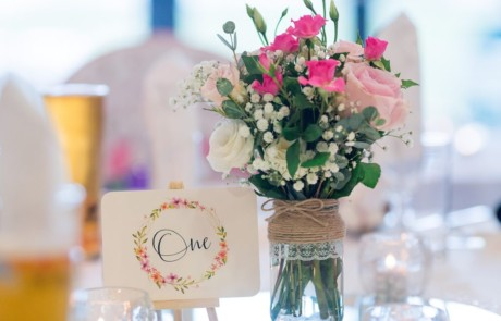Wedding Table - Totton & Eling CC Events - 3-min