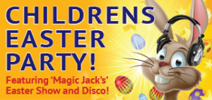 Childrens Easter Party @ Totton & Eling Cricket Club