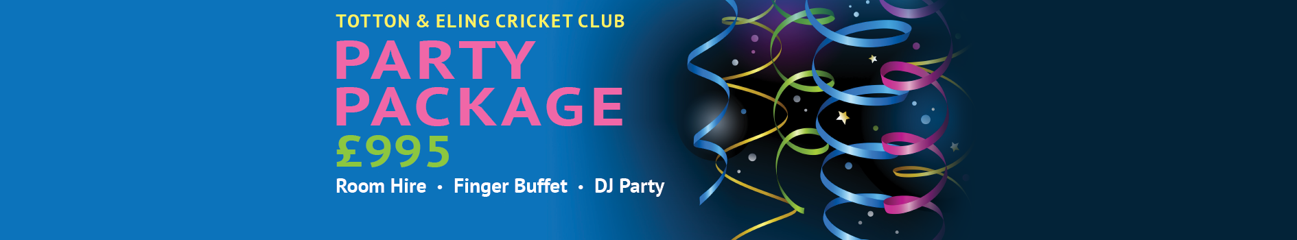 Party Package Web Banner 2019 - Updated