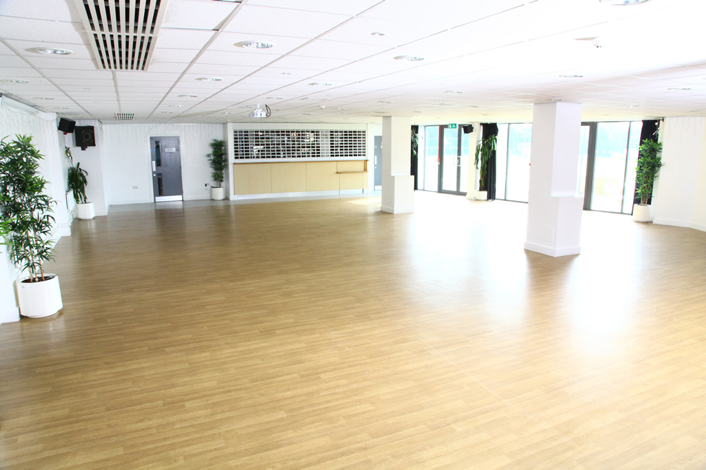 Function Room - Empty