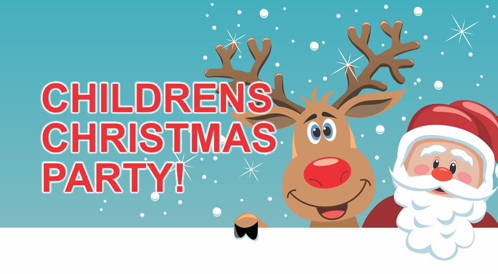 Totton & Eing CC Childrens Christmas Party
