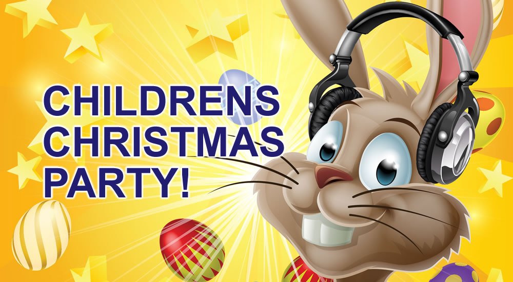 Totton & Eing CC Childrens Easter Party