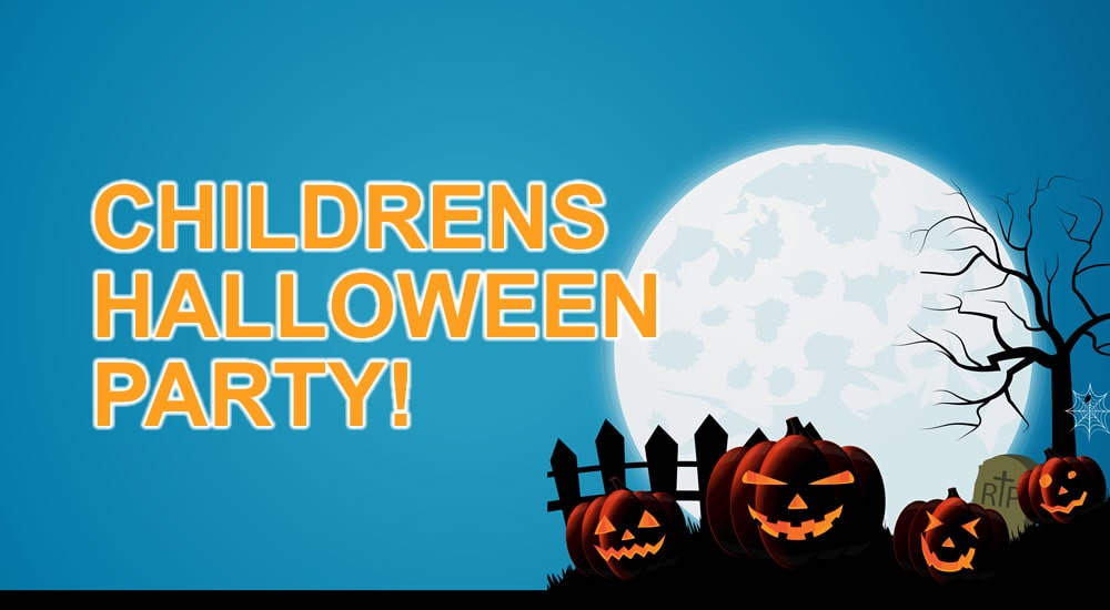Totton & Eling CC - Childrens Halloween Party
